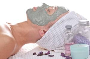 kobieta dojrzała u kosmetyczki